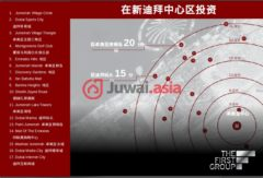 阿联酋迪拜迪拜的新建房产,Kahraba South East, Jumeirah Village, Jumeirah Village Circle,编号33056190
