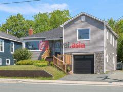 加拿大圣约翰斯3卧2卫的房产