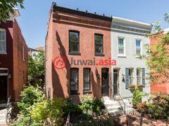 美国华盛顿哥伦比亚特区2卧1卫的房产