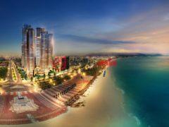居外网在售越南1卧1卫的新建房产总占地66平方米