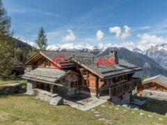 居外网在售瑞士Verbier的房产总占地680平方米