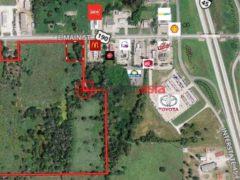 居外网在售美国Madisonville总占地4046.8564224平方米的商业地产
