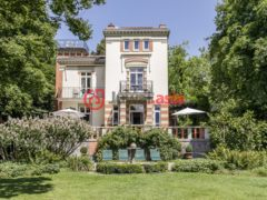 居外网在售瑞士蒙特勒8卧6卫的房产总占地1804平方米