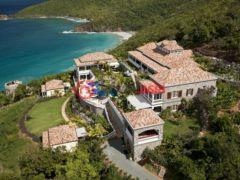 居外网在售美属维京群岛6卧8卫的房产总占地16187平方米USD 14,500,000