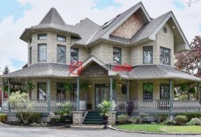 居外网在售加拿大5卧7卫特别设计建筑的房产总占地558平方米CAD 2,998,000