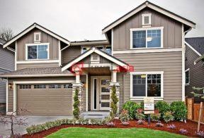 居外网在售美国5卧4卫新开发的房产总占地663平方米USD 750,000