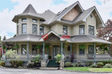 加拿大万锦市5卧7卫特别设计建筑的房产