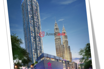 马来西亚吉隆坡2卧2卫的房产
