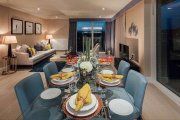 英国房产房价_英格兰房产房价_伦敦房产房价_居外网在售英国伦敦2卧1卫新房的房产总占地75平方米GBP 510,000