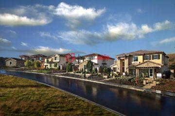 居外网在售美国5卧5卫新开发的新建房产USD 995,000起