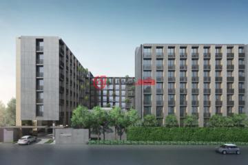 泰国曼谷2卧2卫新开发的房产