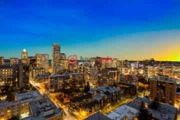 居外网在售美国西雅图2卧2卫的房产总占地143平方米USD 1,480,000