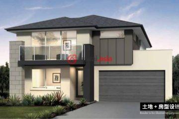居外网在售澳大利亚5卧2卫新开发的房产总占地410平方米AUD 799,000