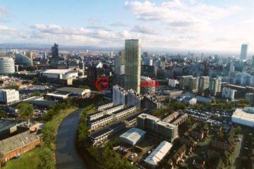 居外网在售英国新开发的新建房产总占地51平方米GBP 210,000起