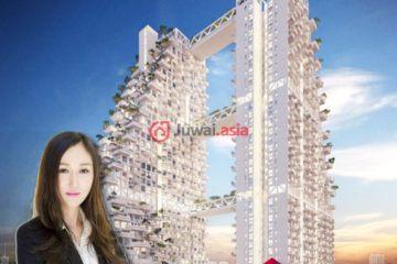 中星加坡房产房价_新加坡房产房价_居外网在售新加坡2卧1卫新开发的房产总占地20000平方米SGD 1,323,000