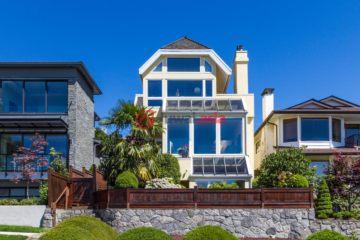 加拿大房产房价_不列颠哥伦比亚省房产房价_温哥华房产房价_居外网在售加拿大温哥华5卧4卫特别设计建筑的房产总占地374平方米CAD 2,499,000