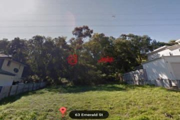 澳洲布里斯班总占地786平方米的土地