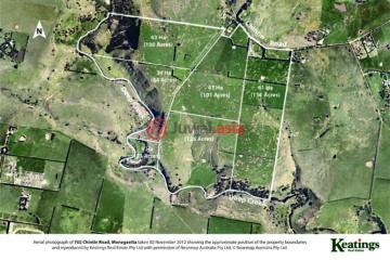 居外网在售澳大利亚Romsey总占地2391694平方米的乡郊地产