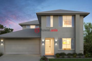 居外网在售U乐国际娱乐4卧3卫新房的房产总占地420平方米AUD 681,517