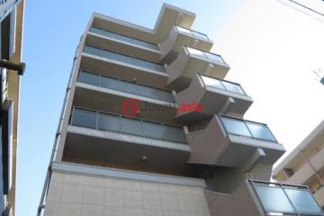 居外网在售日本东京2卧1卫的房产总占地54平方米JPY 34,990,000