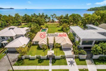 澳洲房产房价_昆士兰房产房价_凯恩斯房产房价_居外网在售澳洲凯恩斯5卧3卫的房产总占地1650平方米AUD 2,250,000