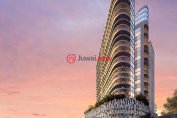 居外网在售澳大利亚120 Eastern Valley Way Belconnen新开发的新建房产AUD 311,900起