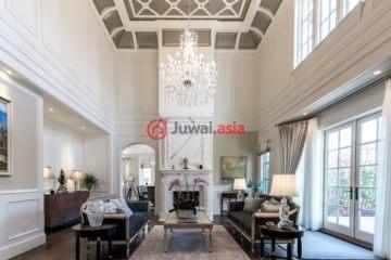 居外网在售加拿大6卧8卫曾经整修过的房产总占地2491平方米CAD 35,000,000