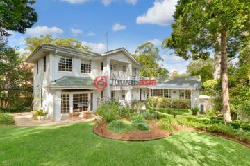 居外网在售澳大利亚5卧4卫特别设计建筑的房产总占地1495平方米AUD 3,200,000