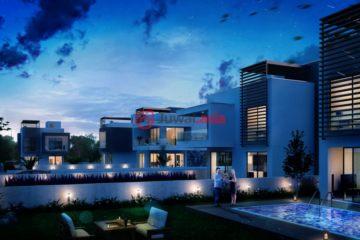 居外网在售塞浦路斯3卧3卫新房的房产总占地316平方米EUR 445,000