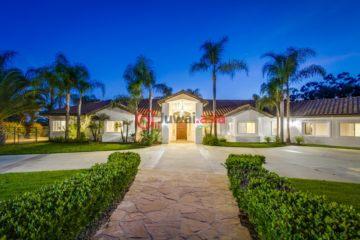 居外网在售美国6卧4卫曾经整修过的房产总占地12302平方米USD 1,898,000