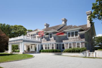 美国房产房价_纽约州房产房价_East Hampton房产房价_居外网在售美国East Hampton7卧8卫特别设计建筑的房产总占地7692平方米USD 28,950,000