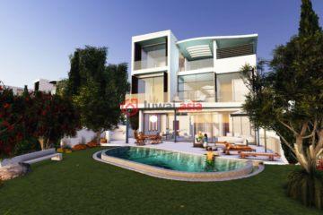 居外网在售塞浦路斯新开发的新建房产总占地670平方米EUR 716,000起