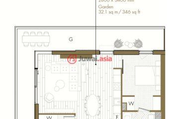 英国英格兰伦敦的房产,Marsh Wall,编号26996596