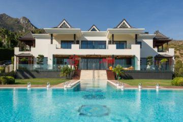 居外网在售西班牙7卧8卫新房的房产总占地5200平方米EUR 6,950,000