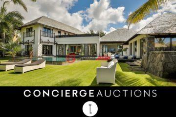 居外网在售毛里求斯4卧6卫的房产总占地2200平方米