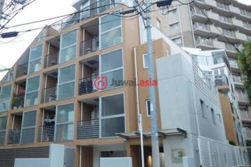 居外网在售日本东京1卧1卫的房产总占地33平方米JPY 25,900,000