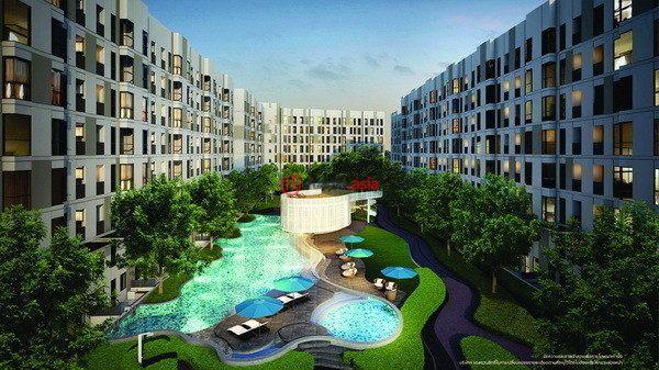 泰国曼谷的房产,编号32539651