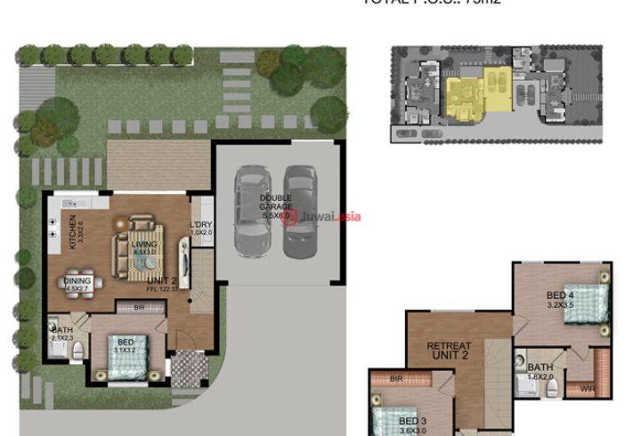 U乐国际娱乐维多利亚州墨尔本的房产,15, Glenthorn Avenue,编号31911053