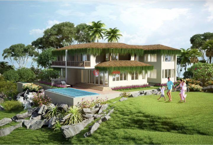 越南建江富国岛的房产,编号28317978