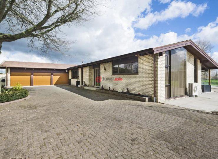 新西兰Pukekohe的房产,73 Logan Road,编号35630784