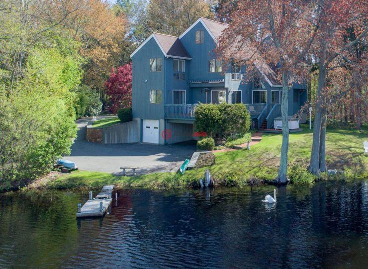 美国马萨诸塞州富康4卧4卫的房产