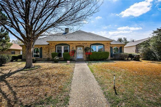 美国德克萨斯州理查森3卧2卫的房产