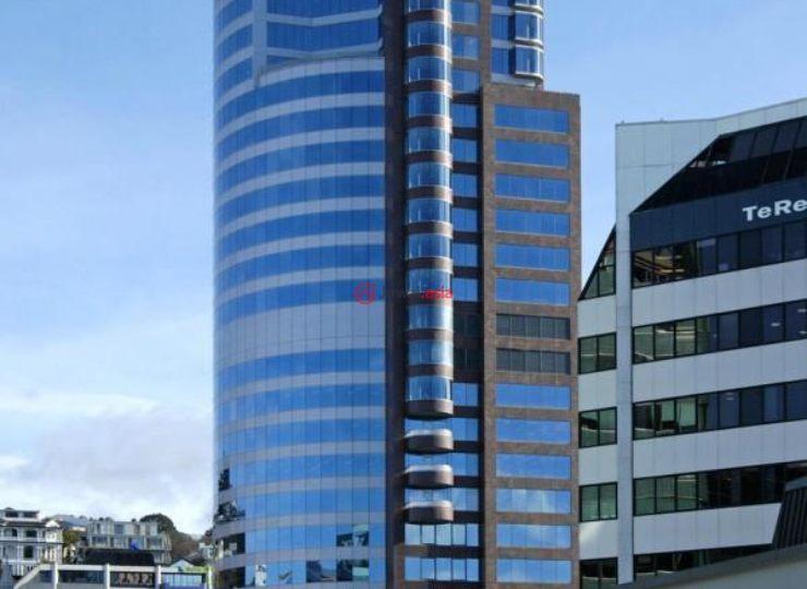 新西兰惠灵顿威灵顿的商业地产,100 Willis Street,编号18202099