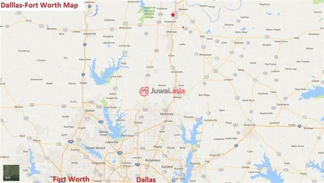 美国德克萨斯州丹尼森的房产图片